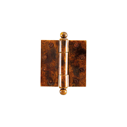 Solid Bronze Heavy Duty 4.5 inch hinge