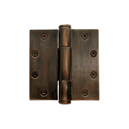 Solid Bronze Heavy Duty 5 inch Hinge