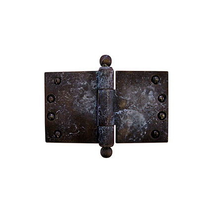 Solid Bronze Heavy Duty 7 inch Wide Throw Hinge