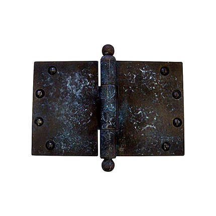 Solid Bronze Heavy Duty 8 inch Wide Throw Hinge