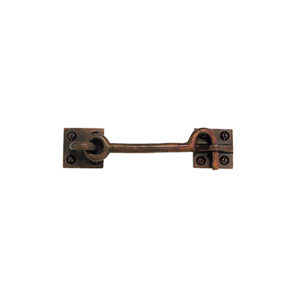 Solid Bronze Hook and Eye