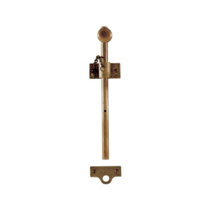 Solid Bronze Surface 12 Inch Bolt