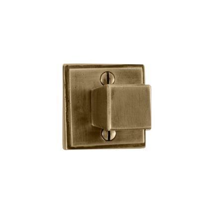 Solid Bronze East-West Robe Hook