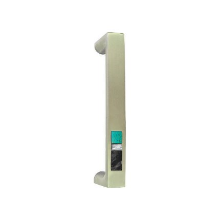Solid Bronze Scottsdale Royale 8 inch Door and Appliance Pull in Natural White