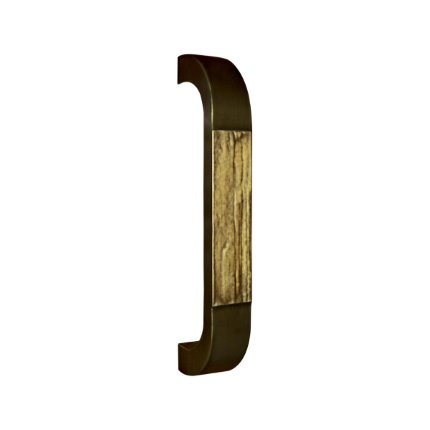 Solid Bronze Amalfi inch Door and Appliance Pull