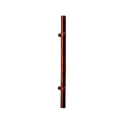 Solid Bronze Rectangular 12 inch Pull