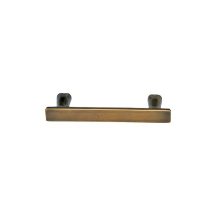 Solid Bronze Scottsdale Double Post Drawer 5 inch Pull