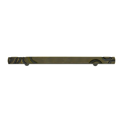 Solid Bronze Aria 12 inch Cabinet Pull