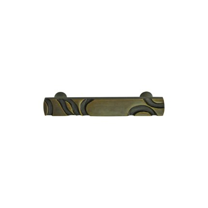 Solid Bronze Aria 5 inch Cabinet Pull