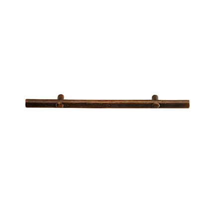 Solid Bronze Rectangular 12 inch Cabinet Pull