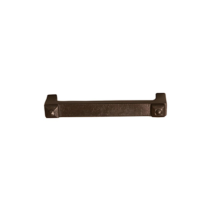 Hand Forged Iron Cody 5 inch Cabinet Pull