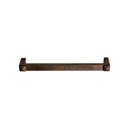 Hand Forged Iron Cody 8 inch Cabinet Pull