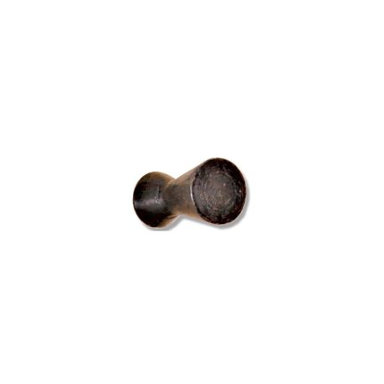 Hand Forged Iron Aegean 1 inch Cabinet Knob