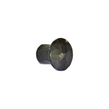 Hand Forged Iron Dixon 1.25 inch Cabinet Knob