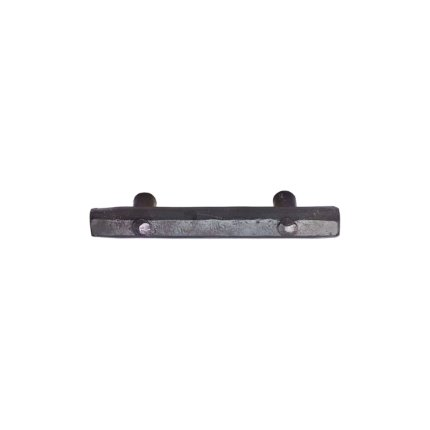 Hand Forged Iron Rectangular 5 inch Cabinet Pull